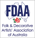 FDAA - The Folk & Decorative Artists' Association of Australia